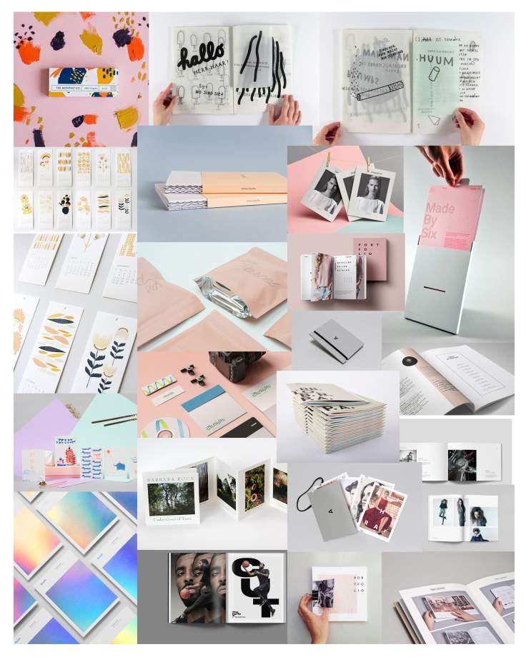 Advertising Mood Board