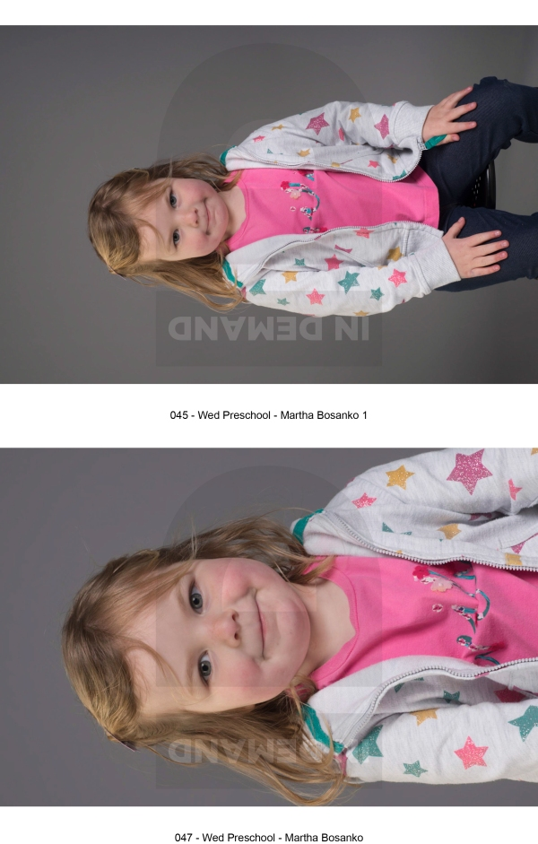 Preschool - Martha Bosanko